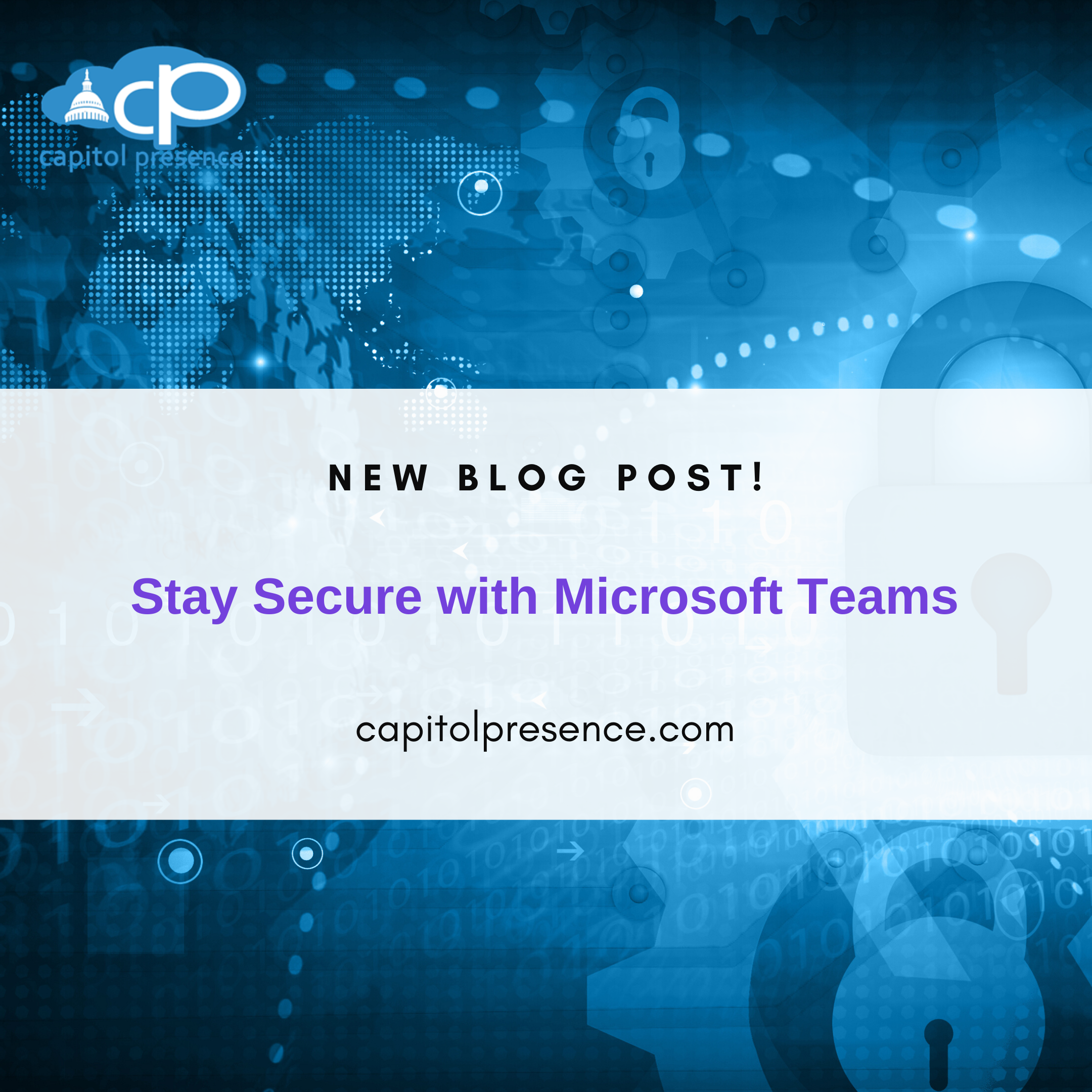Stay Secure with Microsoft Teams