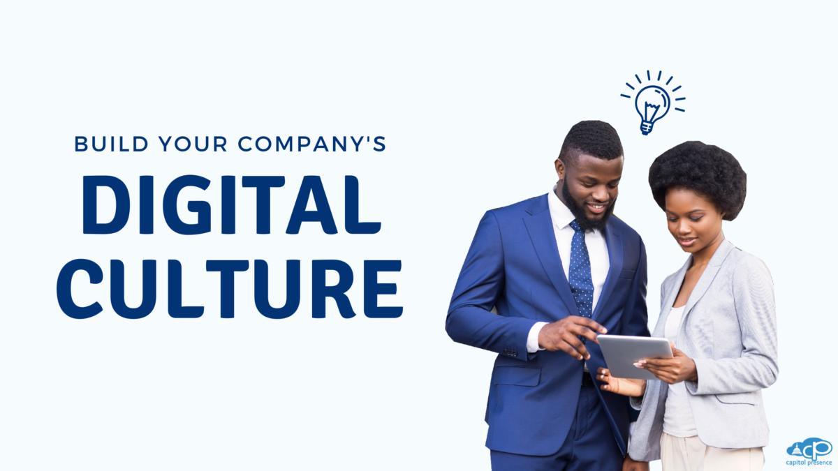 Digital Company Culture